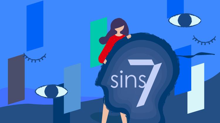 人格七宗罪:测测你人性中最大的恶是什么?