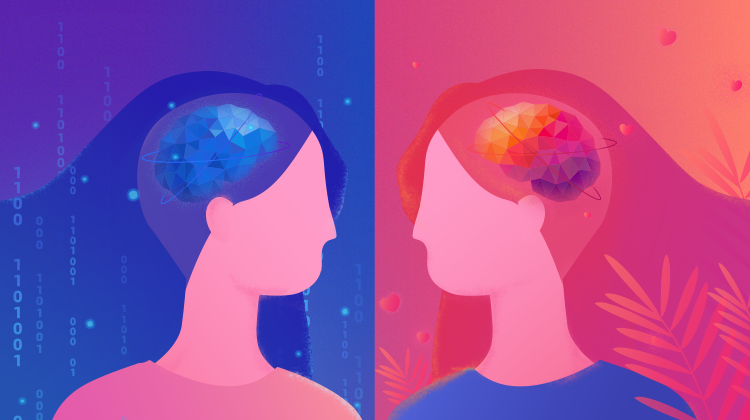 左右脑测试:测测你是左脑型,还是右脑型?