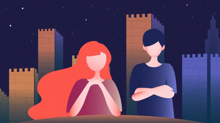 拥有一个城府深、心机重的伴侣是什么体验?