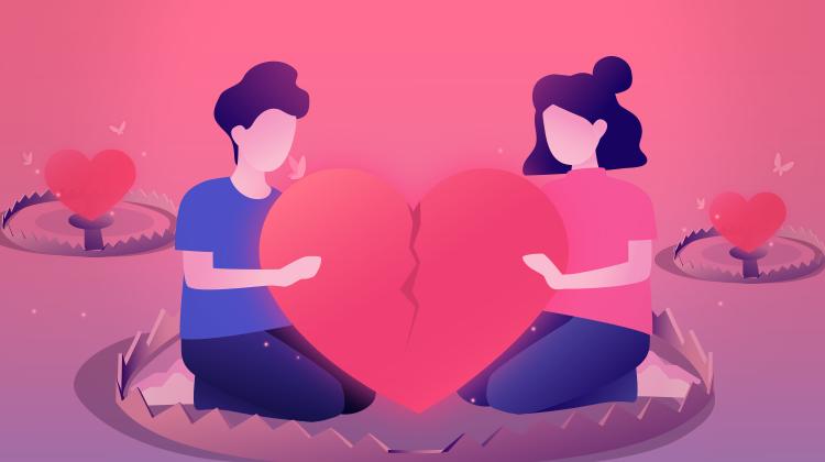 男女交往潜规则:为什么爱得越深的你越容易被甩