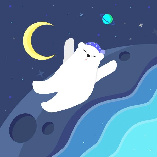 睡前放松(轻度)