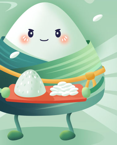 测测你是哪种口味的粽子?