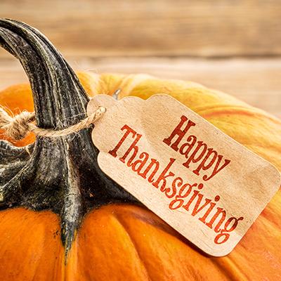 感恩节测试:谁是你的幸福关键人